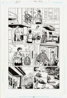 Catwoman Issue 23 Page 03 Comic Art