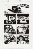 Catwoman Issue 23 Page 07 Comic Art