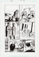 Catwoman Issue 24 Page 14 Comic Art