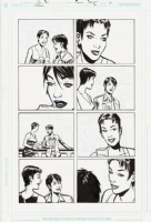 Catwoman Issue 24 Page 21 Comic Art