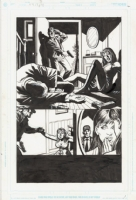 Human Target Issue 17 Page 04 Comic Art