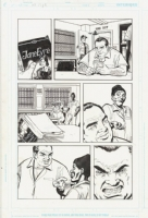 Human Target Issue 17 Page 05 Comic Art