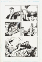 Human Target Issue 17 Page 07 Comic Art