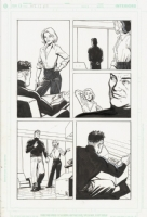 Human Target Issue 17 Page 11 Comic Art