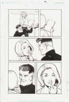 Human Target Issue 17 Page 12 Comic Art