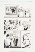 Human Target Issue 17 Page 13 Comic Art