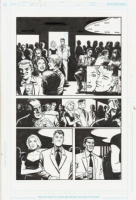 Human Target Issue 17 Page 14 Comic Art