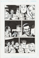 Human Target Issue 17 Page 15 Comic Art