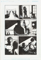 Human Target Issue 17 Page 16 Comic Art