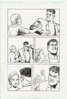 Human Target Issue 17 Page 19 Comic Art