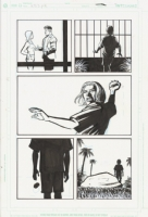 Human Target Issue 17 Page 21 Comic Art