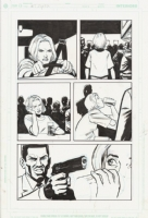 Human Target Issue 17 Page 22 Comic Art
