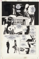 Hellblazer Issue 172 Page 12 Comic Art