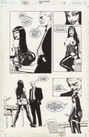 Hellblazer Issue 172 Page 13 Comic Art