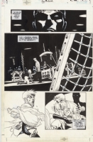 Hellblazer Issue 173 Page 01 Comic Art