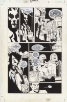 Hellblazer Issue 173 Page 08 Comic Art