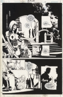 Hellblazer Issue 174 Page 17 Comic Art