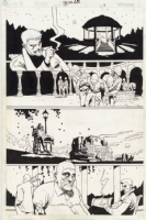 Hellblazer Issue 179 Page 03 Comic Art