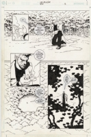 Hellblazer Issue 184 Page 03 Comic Art