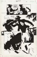 Hellblazer Issue 184 Page 21 Comic Art
