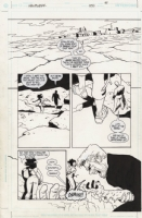 Hellblazer Issue 185 Page 19 Comic Art