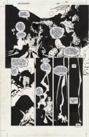 Hellblazer Issue 185 Page 22 Comic Art