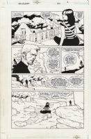 Hellblazer Issue 186 Page 02 Comic Art