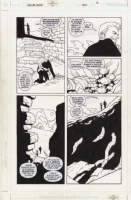 Hellblazer Issue 186 Page 03 Comic Art