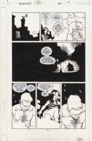 Hellblazer Issue 186 Page 04 Comic Art