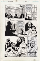 Hellblazer Issue 186 Page 06 Comic Art