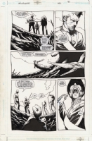 Hellblazer Issue 186 Page 18 Comic Art