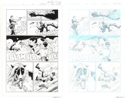 Hellboy and the B.P.R.D 1953 Issue 02 Page 02 Comic Art