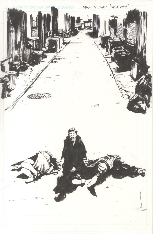 Gotham TV Series Trailer Art Death in the Family Scene