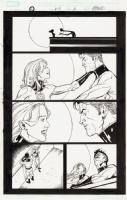 Marvel Knights 4 Issue 12 Page 21 Comic Art