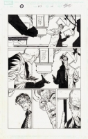 Marvel Knights 4 Issue 13 Page 10 Comic Art