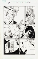 Marvel Knights 4 Issue 13 Page 11 Comic Art
