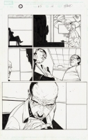 Marvel Knights 4 Issue 13 Page 14 Comic Art