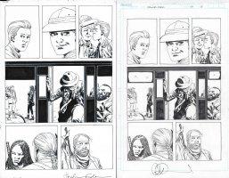Walking Dead Issue 179 Page 13 Comic Art