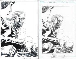 Walking Dead Issue 179 Page 22 Comic Art