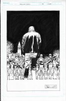 Walking Dead Cover Issue 180 Page Cover Comic Art
