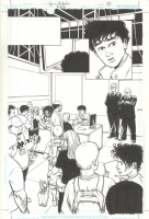 A.D.D. Adolescent Demo Division  Issue GN Page 04 Comic Art