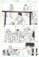 A.D.D. Adolescent Demo Division Issue GN Page 10 Comic Art