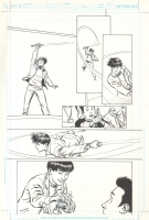 A.D.D. Adolescent Demo Division Issue GN Page 11 Comic Art