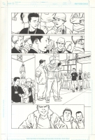 A.D.D. Adolescent Demo Division Issue GN Page 12 Comic Art