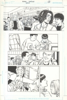 A.D.D. Adolescent Demo Division Issue GN Page 22 Comic Art