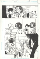 A.D.D. Adolescent Demo Division Issue GN Page 23 Comic Art