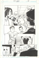 A.D.D. Adolescent Demo Division Issue GN Page 24 Comic Art