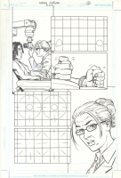 A.D.D. Adolescent Demo Division Issue GN Page 26 Comic Art