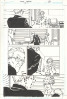 A.D.D. Adolescent Demo Division Issue GN Page 28 Comic Art