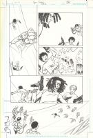 A.D.D. Adolescent Demo Division Issue GN Page 35 Comic Art